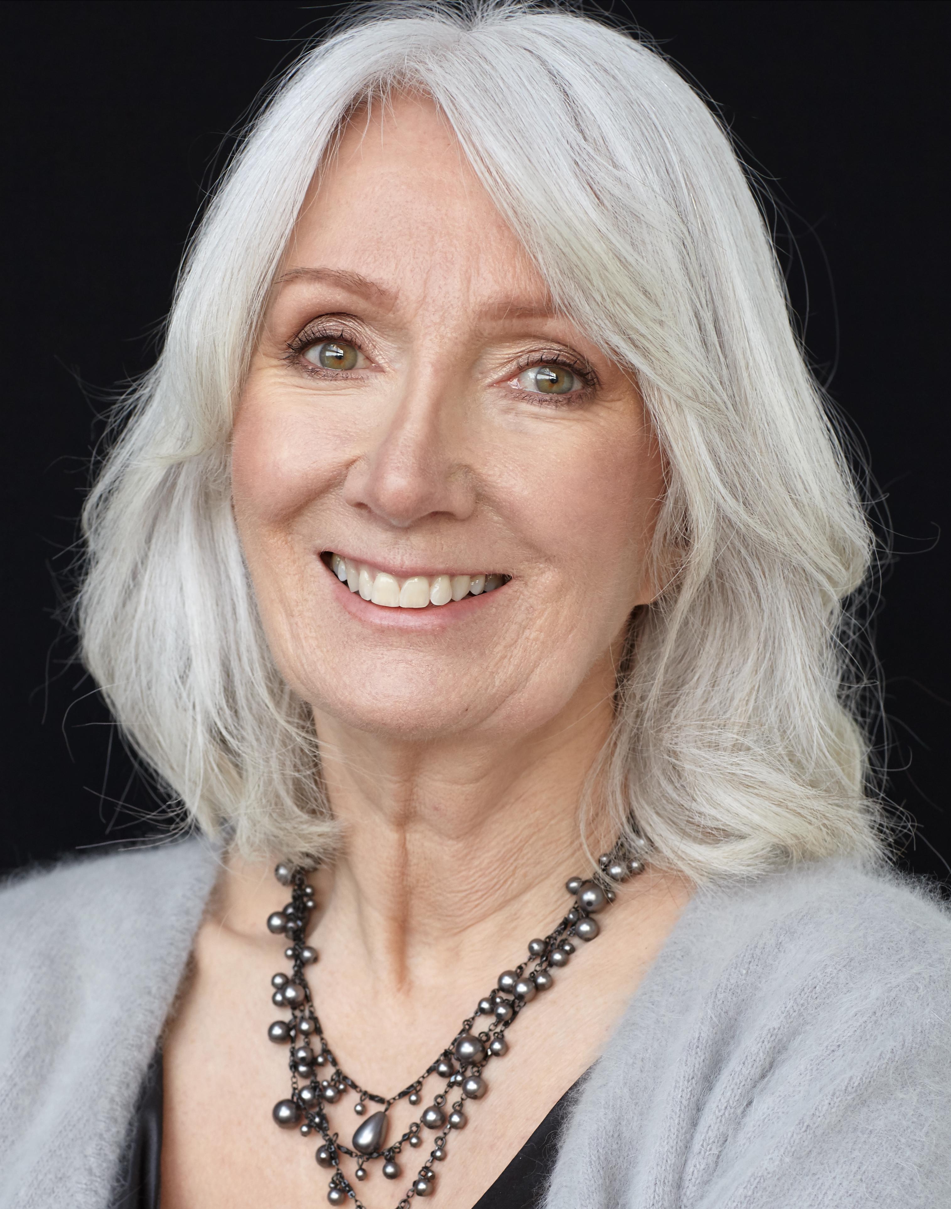 Sharon Elder Headshot