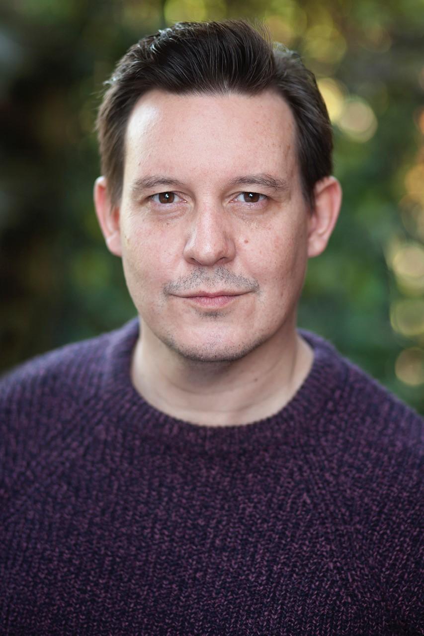 Chris Baxendale Headshot