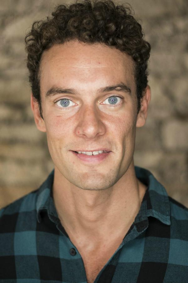 Joshua Arden Headshot