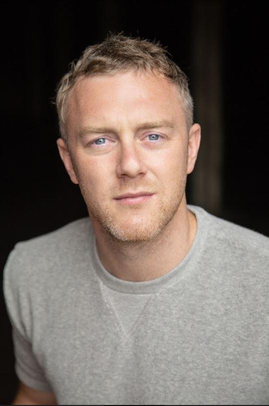 Darren Morris Headshot