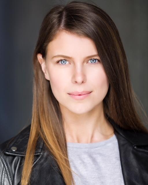 Kimberley-Anne Clarke Headshot