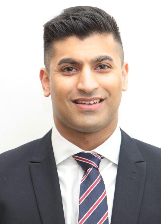 Ajay Parmar Headshot