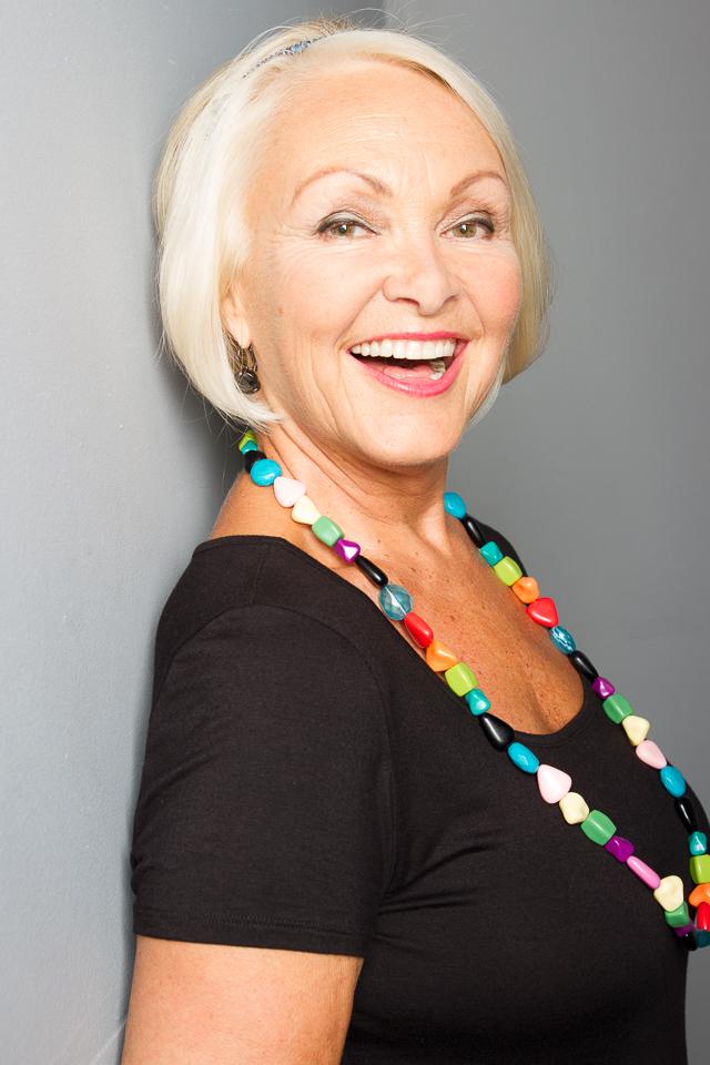 June Roscoe Headshot