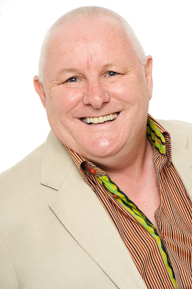 Gordon McCallum Headshot