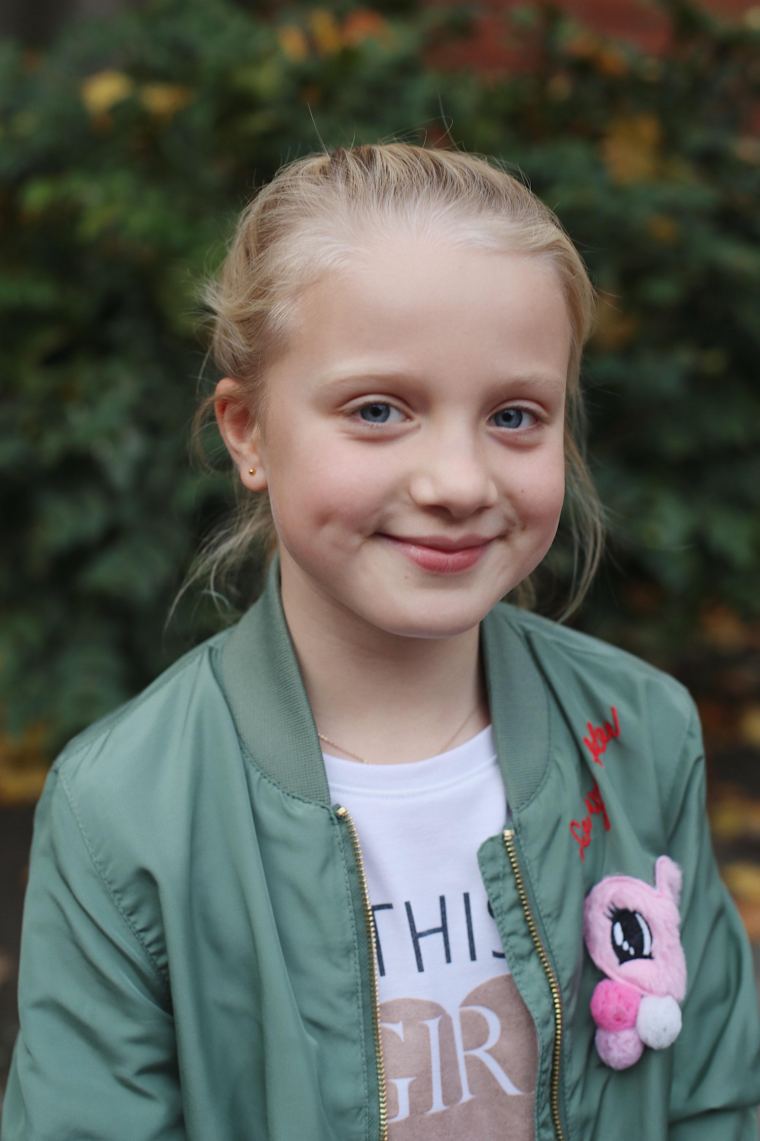 Scarlett Graham Headshot