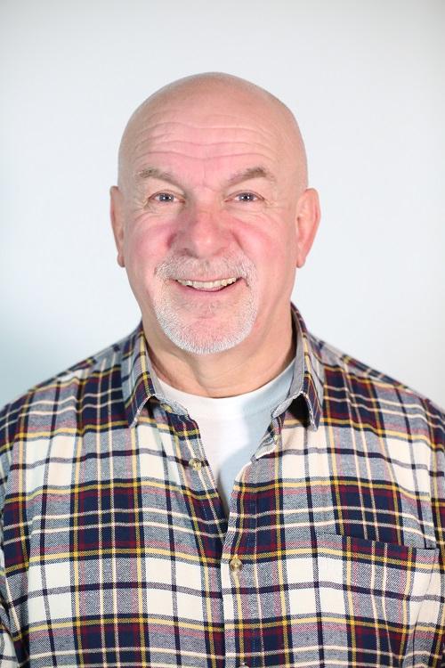 Paul Wilson Headshot