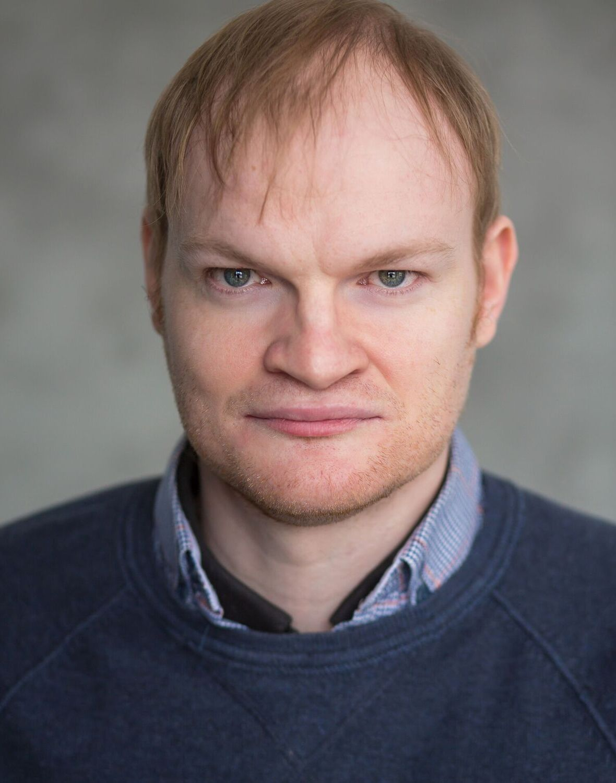 Gerard Thompson Headshot