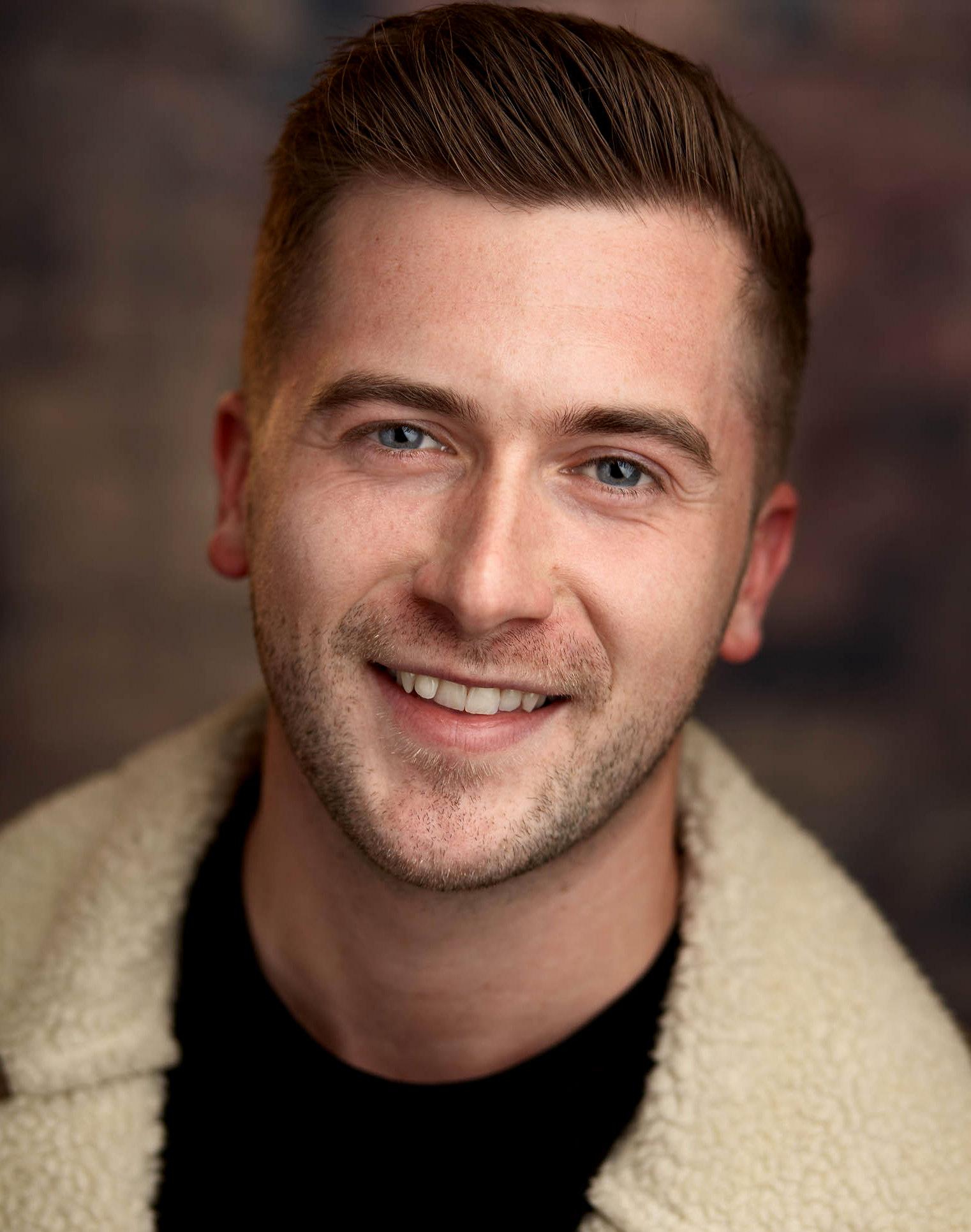 James Whitehurst Headshot