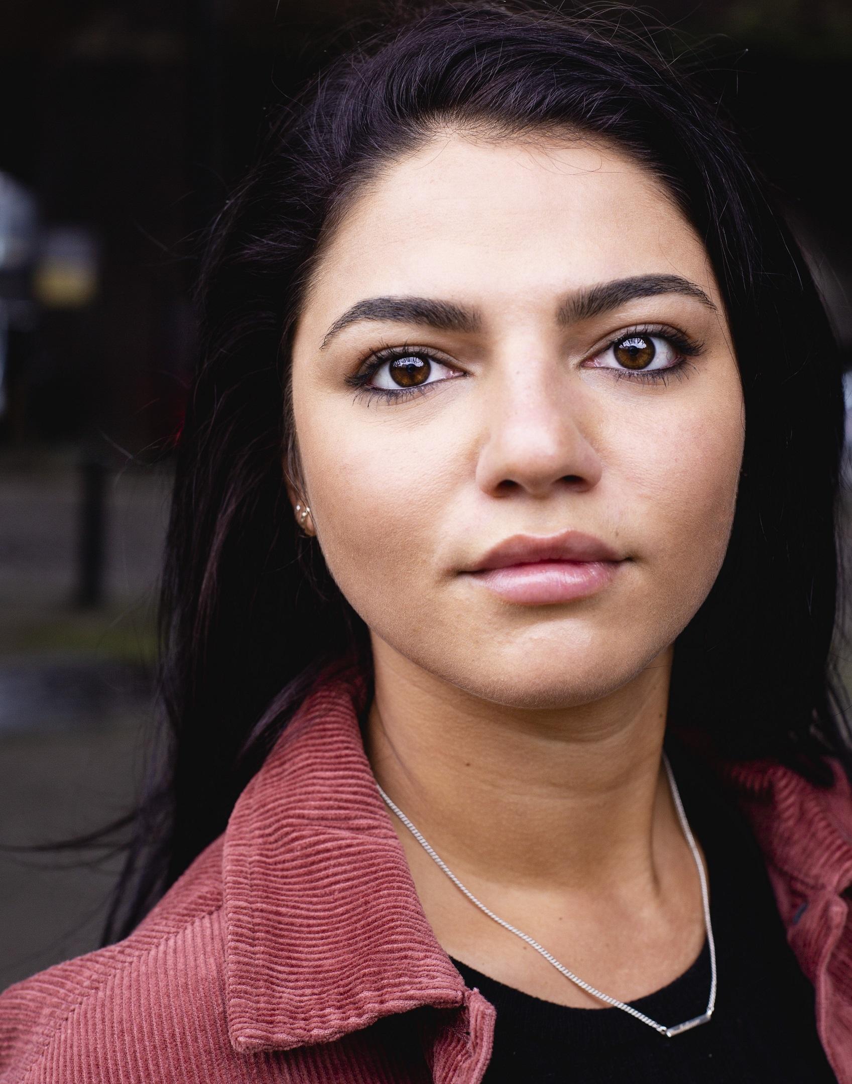 Roya Amini Headshot