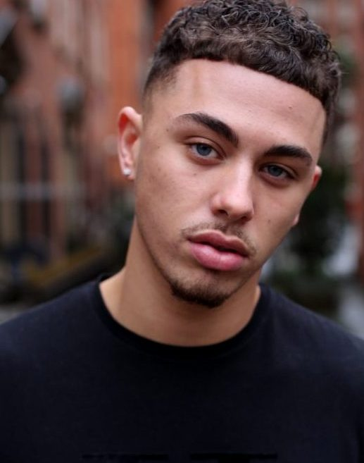 Tristan Jones Headshot