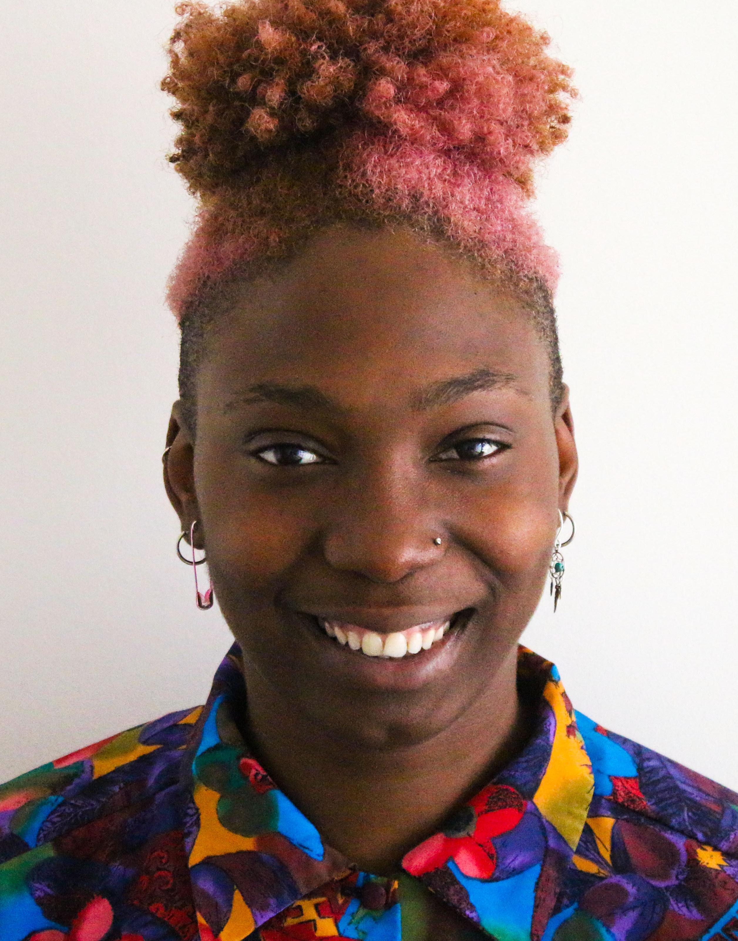 Zena Igbe Headshot