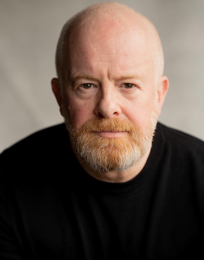 Stephen Whitfield Headshot