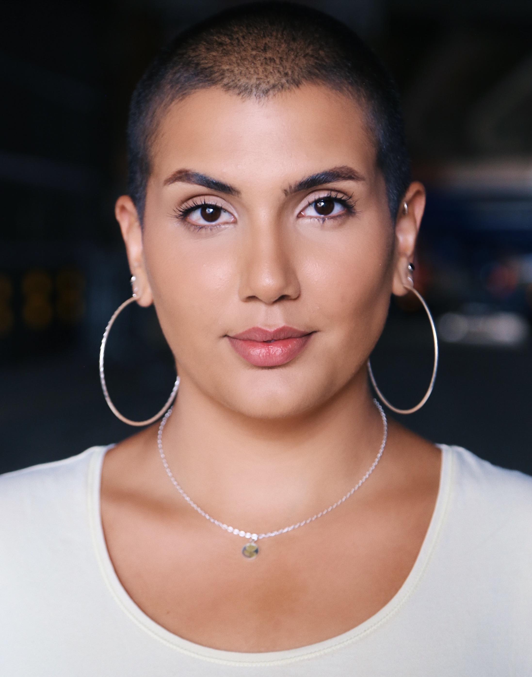 GENESIA KALSI Headshot